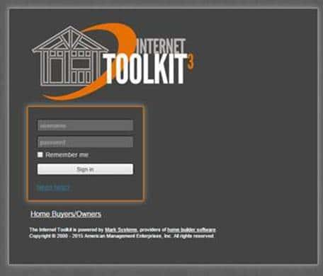 Internet Tool Kit Trade Partners